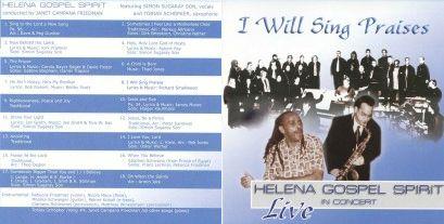 I Will Sing Praises
